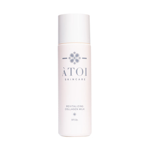 ATOI Revitalizing Collagen Cleansing Milk for Fine Lines