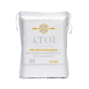 ATOI 100% Cotton Squares