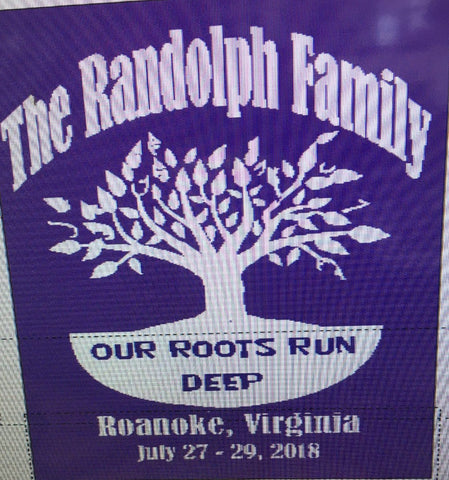 T-shirt - Our Roots Run Deep