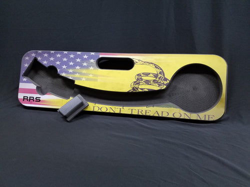 Don't Tread On Me Flag AR-15 Speed Loader 5.56/.223 300 Blackout - RRS Speed Loaders