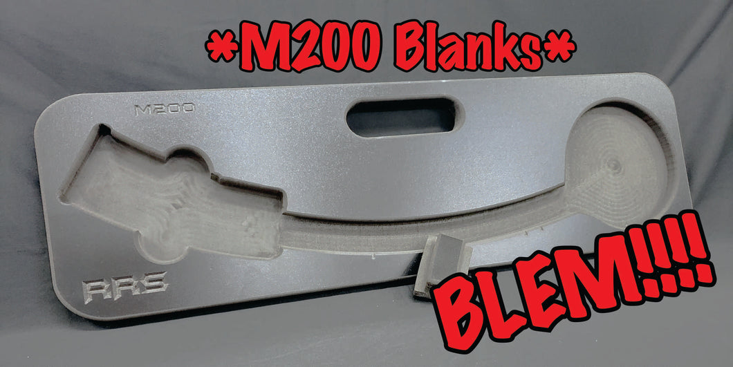 BLEM!!! M200 Blanks AR-15 Speed Loader