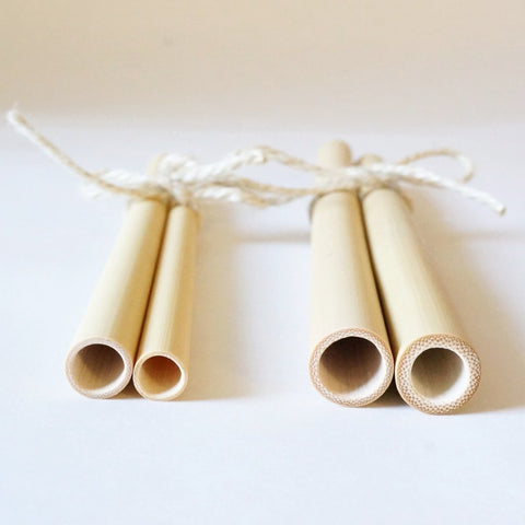 reusable, wedding favor, gift ideas, bamboo straw, all natural, bali indonesia, party favor, holiday gift