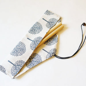 Straw Wrapper Ivory