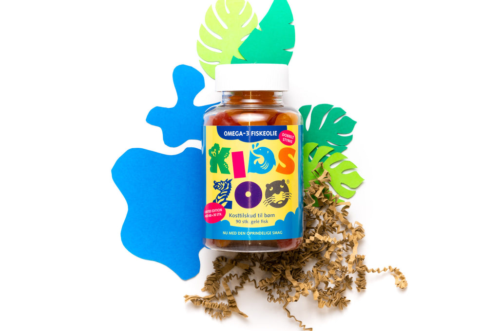 Kids Zoo® Omega-3 Limited Edition - Dansk Farmaceutisk Industri