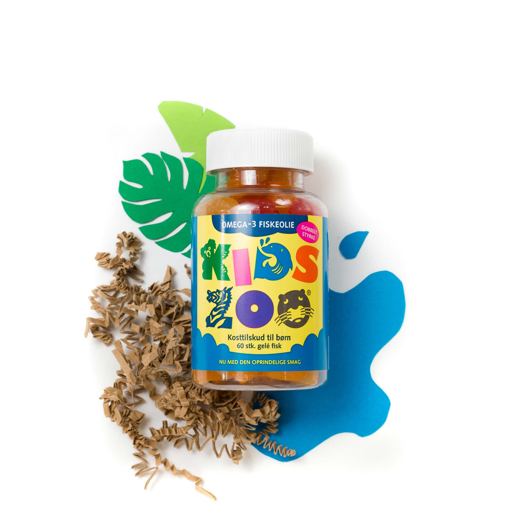 Kids Zoo® Omega-3 - Dansk Farmaceutisk Industri