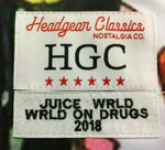 Juice WRLD On Drugs 999 Authentic Hip Hop Rap Jersey Lucid Dreams Pills
