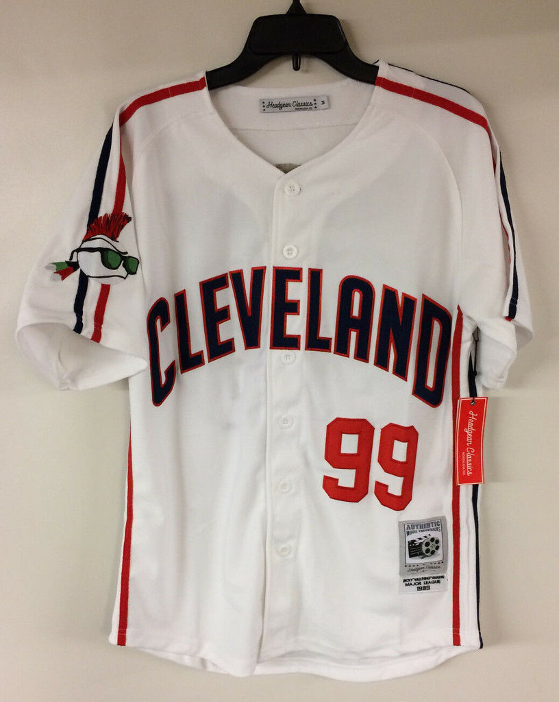 Major League Cleveland Indians Rick Vaughn Wild Thing Movie ...