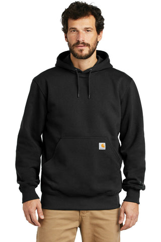 Carhartt Mens Rain Defender Paxton Heavyweight Hooded Sweatshirt Workwear Hoodie