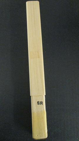 "8"" Senior - Wood Hockey Stick Extension - Hockey Plug - Senior Stick Plug"
