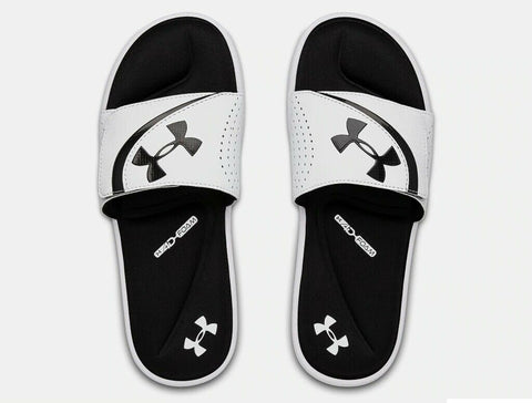 Under Armour Men's UA Ignite VI Slides Sandals - Many Colors and Sizes