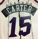 Vince Carter Toronto Raptors Mitchell & Ness NBA 1998-1999 Authentic Jersey HWC