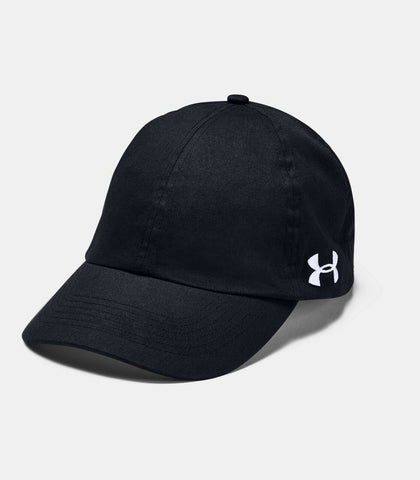 Under Armour Women's UA Chino Hat Adjustable Strapback Mom Cap OSFM Ladies