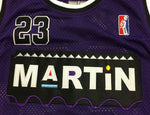 Martin Payne 90 TV Show Marty Mar 23 Martin Lawrence Authentic Basketball Jersey