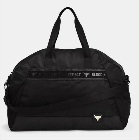 Under Armour Women's UAProject Rock Gym Bag All Sport Duffel Gym Bag