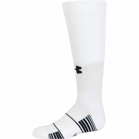 Under Armour UA U457 HeatGear All Sport Knee High Socks Over The Calf Baseball