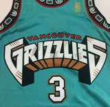 Shareef Abdur-Rahim Vancouver Grizzlies Mitchell & Ness 1996-97 Authentic Jersey