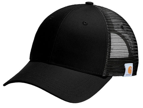 Carhartt Rugged Professional Men's Adjustable Mesh Snapback Dad Cap Hat Curved
