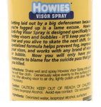 Howies Hockey Visor Shield Cleaner Defogger Anti Fog Spray