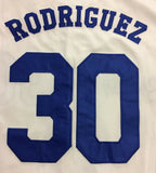 "The Sandlot Benny Rodriguez ""The Jet"" Dodgers Movie Authentic Baseball Jersey"