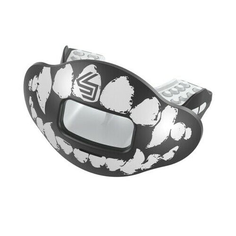 Shock Doctor Max Airflow Football Lip Guard Mouthguard One Size Fits Most