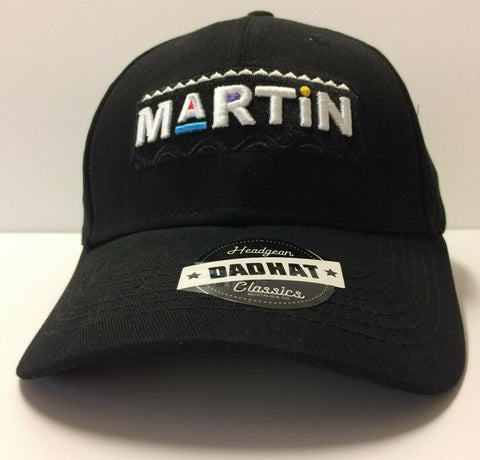 Martin Payne Martin Lawrence 90's TV Show Authentic Strapback Hat Dad Cap Black