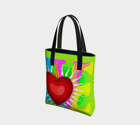Love - Heart - G - Tote bag - Chady Elias