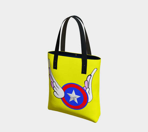 Flying Star -  Tote Bag - Chady Elias