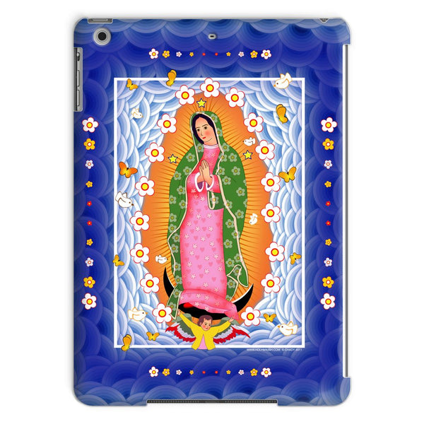 Our Lady of Guadalupe - Ipad Tablet Case - Chady Elias