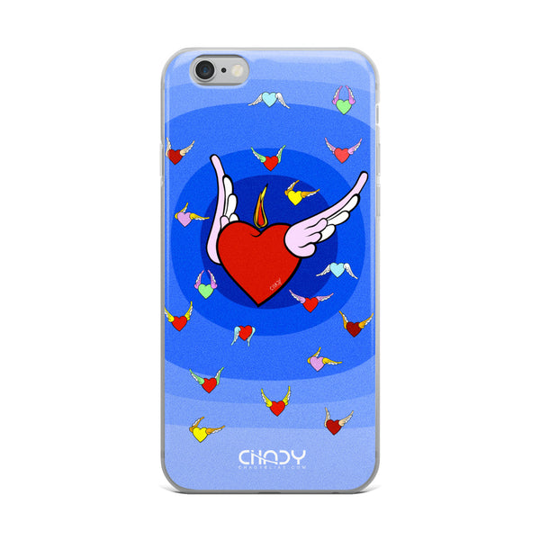 Flying Heart - iPhone Case - Chady Elias