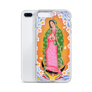 Our Lady Of Guadalupe - iPhone Case