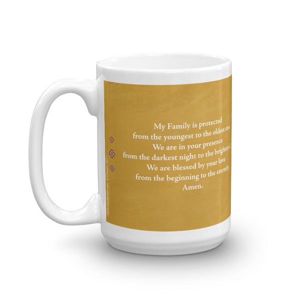 The Holy Family - Mug - Chady Elias