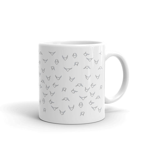 Flying Heart - Mug - Chady Elias