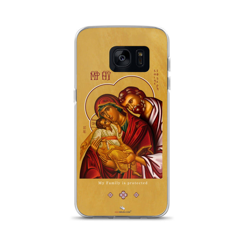 The Holy Family - Samsung Case - Chady Elias