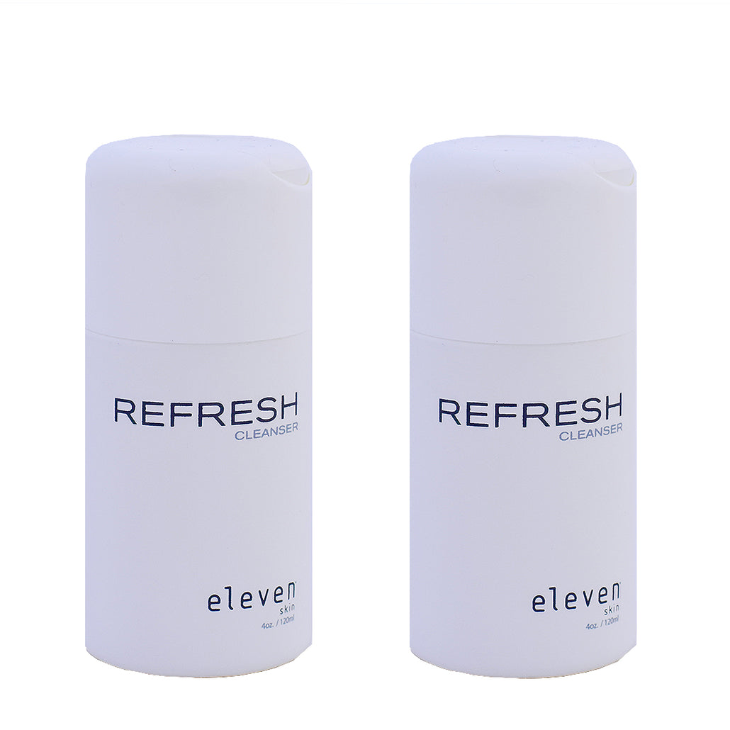 Pack of 2 REFRESH Cleanser 4oz