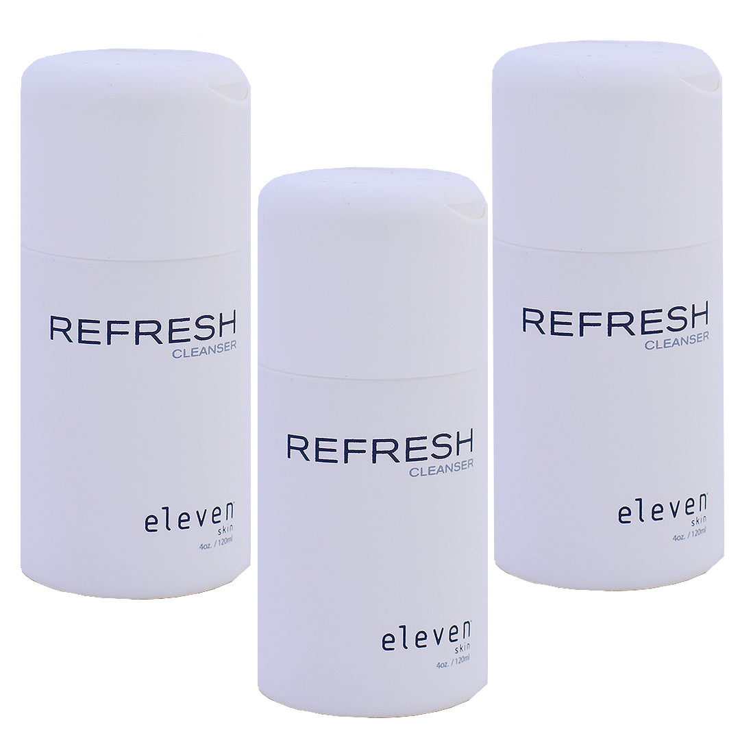 Pack of 3 REFRESH Cleanser 4oz