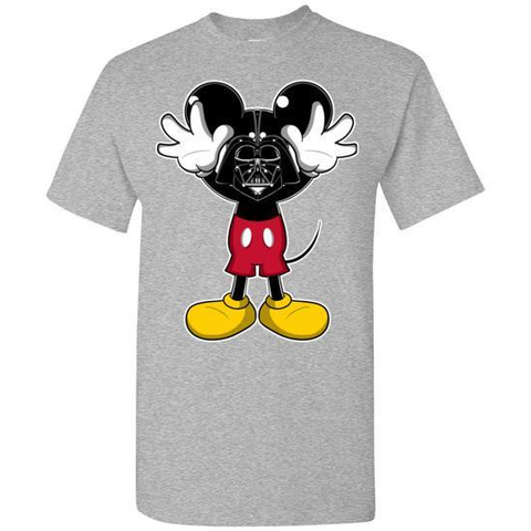 Star Wars Darth Mickey T-Shirt