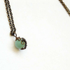 Image of Amazonite Charm Necklace