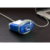 Image of Blue Juiceboxx MacBook Charger Case