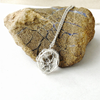 Image of Clear Quartz Charm Necklace