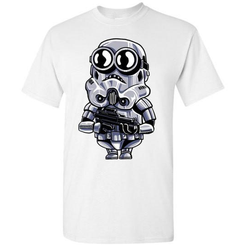 Star Wars Minion Stormtrooper T-Shirt