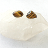 Image of Tigers Eye Stud Earrings