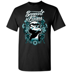 Star Wars Support the Troops Tee