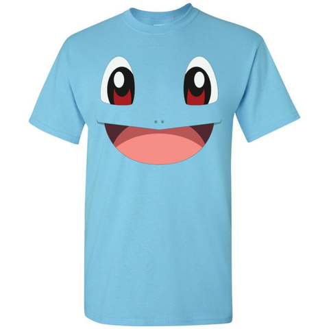 Squirtle Big Face Tee