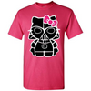 Image of Star Wars Hello Darth Kitty T-shirt