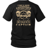Image of Captain Title Tee