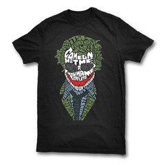 The Joker Typography Unisex T-shirt