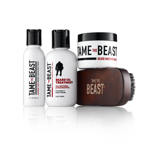 Beard Essentials Traveler Kit