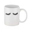 Image of Eyelashes Coffee Mug