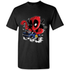 Image of Deadpool Racer T-shirt