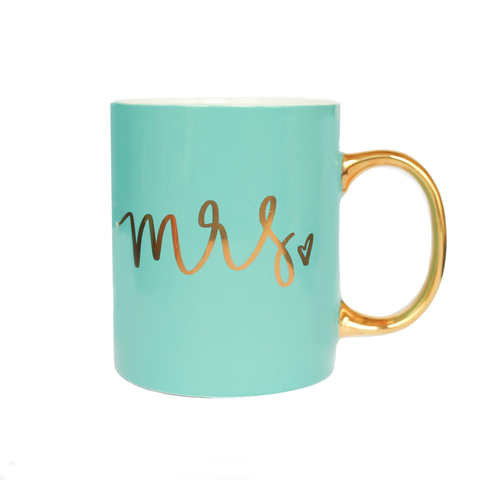 Mrs. Coffee Mug